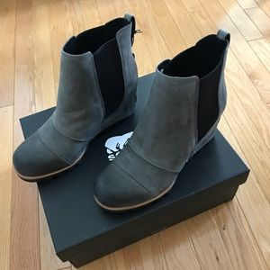 Sorel Lea Wedge bootie